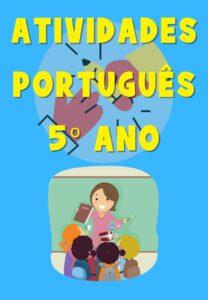 APOSTILA ATIVIDADES DO PET 5 ANO PORTUGUÊS
