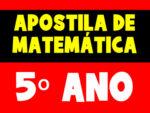 Atividades de Matemática PET – 5º Ano